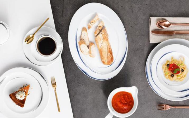 Seltmann Weiden瓷器餐具使用场景