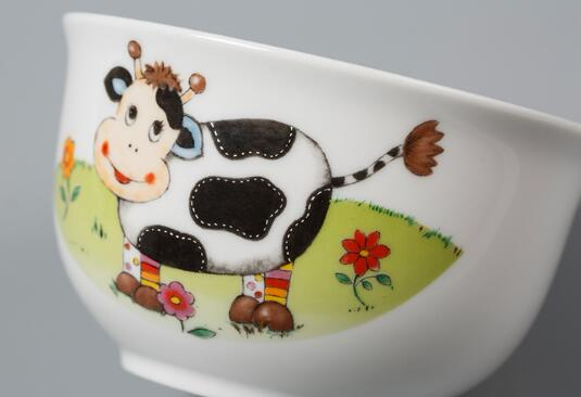 Seltmann Weiden瓷碗小奶牛