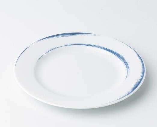 德国原产Seltmann Weiden早餐盘 蓝描系列瓷器餐盘17cm