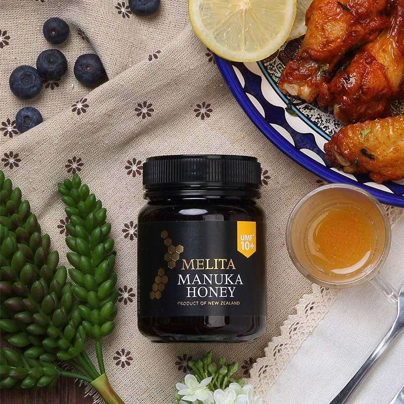 10+melita蜂蜜可刷到烧烤食物上