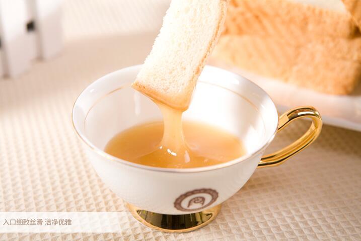 10+melita蜂蜜可用来沾面包片食用