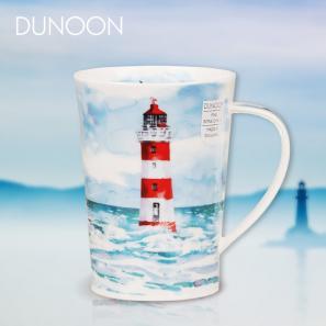 DUNOON 英国丹侬Dunoon骨瓷茶杯马克杯隐居地