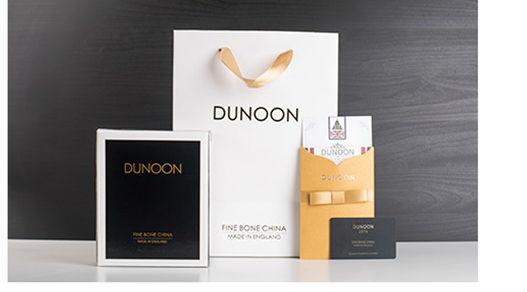 英国丹侬Dunoon骨瓷茶杯马克杯隐居地水杯包装