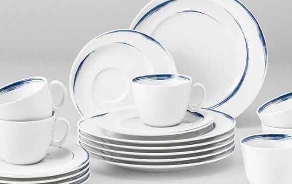 Seltmann Weiden蓝描系列碗碟套装